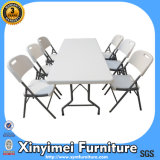 White Plastic Folding Chair, Outdoor Furniture