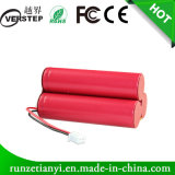11.1V 2600mAh Li-ion 18650 Rechargeable Headlights Battery Pack