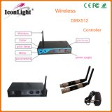 RF Wireless DMX Transmitter and Receiver for Stage Lighting