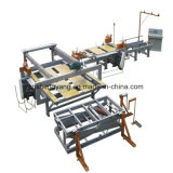 Wood Board Edge Trimming Saw Automatic Saw Grinding Machine / Plywood Production Line Wood