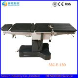 Hospital Surgical Super Low Electric Motor Medical Equipment Operation Table