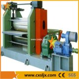 Vertical Double Roller Mill for Plastic Sheet