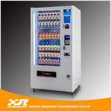 Vending Machine for Cakes, Bread and Beverage Foods with Refrigeration