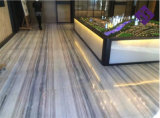 Crystal Wooden White Marble for Floor Tiles