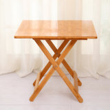 Portable Bamboo Convenient Dining Living Room Furniture