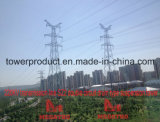 220kv Transmission Line Sz2 Double Circuit Drum Type Suspension Tower