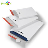 Simple Design Customized Logo Printing Clothing Packaging Paper Envelopes Mailing Bag Rigid Cardboard Envelopes