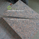 Cheap G562 Maple Red Granite Flamed Floor Tile