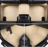Premium Diamond Anti-Slip 5D XPE Car Floor Mats for Benz G Class 2015 Rhd