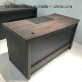 Modern Design Luxury Office Table Executive Desk Wooden Office Furniture High Quality Office Desk Bl-Dfour