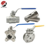 ANSI/DIN/JIS Standard Stainless Steel 2-Piece Flange Ball Valve, All Size Brake/Control/Check/Butterfly/Choke/Diaphragm/Gate/Globe Valve Plumbing Accessories