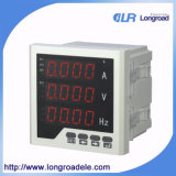 96-Single Current Voltage Frequency Meter