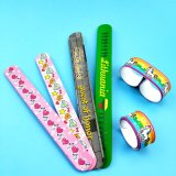 215mm Promotional Cheap Silicon Slap Band for Children Papa Band