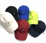 Wholesale Cotton 3D Embroidered Baseball Running Sport Cap/Hat