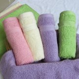 """Custom Various Style 100% Cotton Small 12X12"""" Towel Cheap Wholesale Face Towel"""