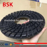 Big Size 8 Inch, 10 Inch Diamond Polishing Pads for Floor Grinder Polishing