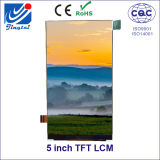 LCD Display Mipi Interface LCM 5.0 Inch Capacitive Touch Screen