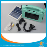 Portable Rechargeable Solar TV with Torch