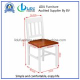 White Color Dining Room Furniture Set Cheap Modern Simple Design Dining Chairs Chairs and Tables for Restaurants