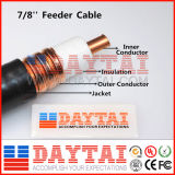 "High Quality RF Foam Feeder Cable 7/8"" Feeder Cable"