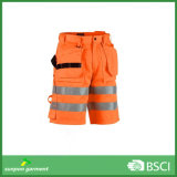 Men's Safety Summer Casual Work Pants Loose Cargo Shorts
