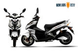 Powerful Electric Motor Scooter Motorcycle with Airbag Shock Absorber