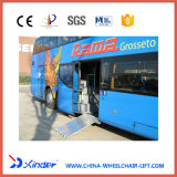 Wheelchair Ramp EMC Certificate Aluminum Loading Ramp for Bus
