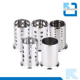 Stainless Steel Fork and Knife Container Kitchen Utensil Holder