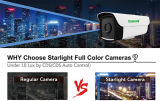Top Starlight Full Color HD Camera