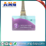 Cmyk Printing Transparent Plastic MIFARE Smart Card with Chip