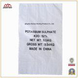 Plain PP Woven Sack for Packaging Fertilizer