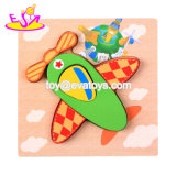 New Hottest Custom Wooden Cartoon Shaped Jigsaw Puzzle for Children Education W14D044