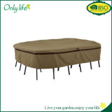Onlylife BSCI Reusable UV Resistant Garden Furniture Cover Table Cover