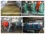 Waste Tire Cracker Machine/Used Tyre Cracker Mill for Rubber Powder Line