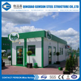 Mini Mobile Portable Steel Structure Container House