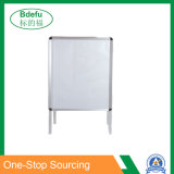 Aluminium Alloy Outdoor Customized Size a Shap Poster display Rack
