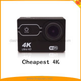 Cheapest 4K Action Camera with WiFi 30m Waterproof Sports DV Camera