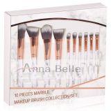 10 PCS Promotional Gift Box Packed Cosmetic Brush Set