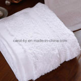 Cotton Hotel Towel with Dobby Border