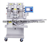 High Efficiency Automatic Multifunction Encrusting Machine for Food Processing