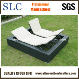 Outdoor Chaise Lounges/ Rattan Lounge (SC-B9510)