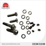 Titanium Customized Bolts for Motorcycle