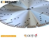 14-Inch Laser Welded Saw Blade with Superior Fast Cutting for Green Concrete, Asphalt-Concrete and Other Abrasive Materials/Diamond Tool