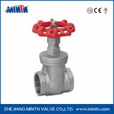 Mintn Stainless Steel Thread Connection Gate Valve