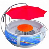 Factory Wholesale Electric Barbecue Boat BBQ Donut Boat for Sale