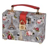 2019 Hot Sale Fashion Custom Travel Luxury Cosmetics Box