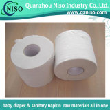 Natural Jumbo Roll Tissue Paper for Diaper with SGS (JR-014)