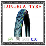 Longhua Factory Supply Motorcycle Tires with Popular Pattern (60/70-17)