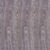 V Groove at Four Side Painted Laminate Flooring Synchronized Natural Wood Vein 6901