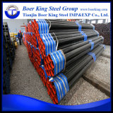 Factory Carbon Steel Seamless Pipe (ASTM A106 GR. B/ASME SA106 GR. B/API 5L GR. B)